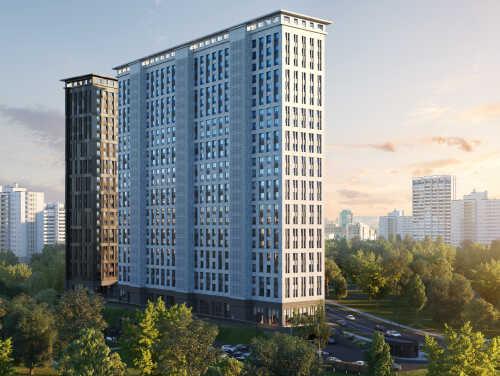 ЖК Shome. Скидка до 1,8 млн рублей в мае Квартиры бизнес-класса